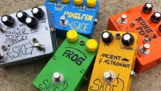 Shoe Pedals — Fuzz Showcase