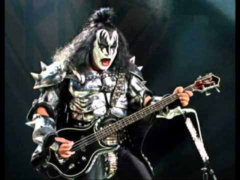 Gene Simmons of Kiss; Mel Toxic interview WYSP RADIO