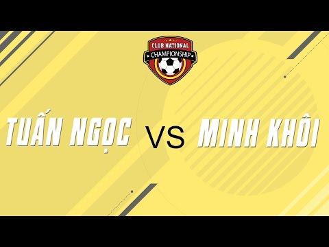 [13.11.2016] TuấnNgọc vs MinhKhôi [Playoff VCK]