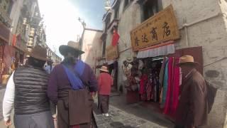 Travelling in TIBET