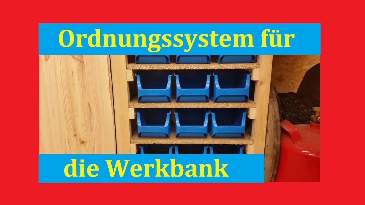 Ordnungssystem Werkstatt