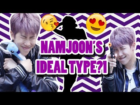BTS NAMJOON IDEAL TYPE OF GIRL (skinship,sexy info,Ideal date, and more!)