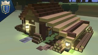 Testing the New Building System | Stonehearth Alpha Gameplay