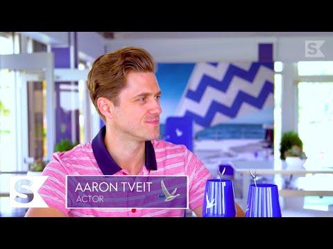Aaron Tveit  Spirited Conversations