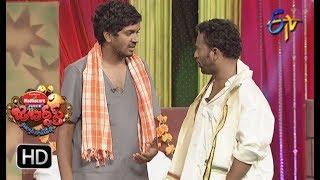Kiraak RP Performance | Jabardasth |  17th May 2018 | ETV  Telugu