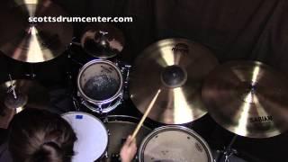 """Sabian 22"""" AA Prototype Ride Cymbal"""