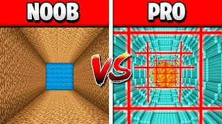 noob-vs-pro-crazy-minecraft-dropper-challenge
