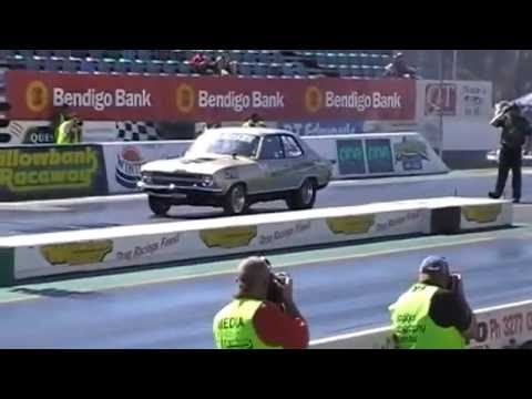 LJ Torana V6 naturally aspirat...