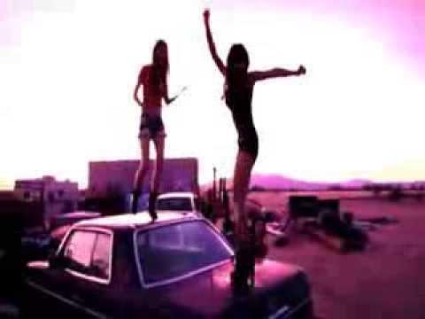 Edited Video Girls Dancing On Car Youtube