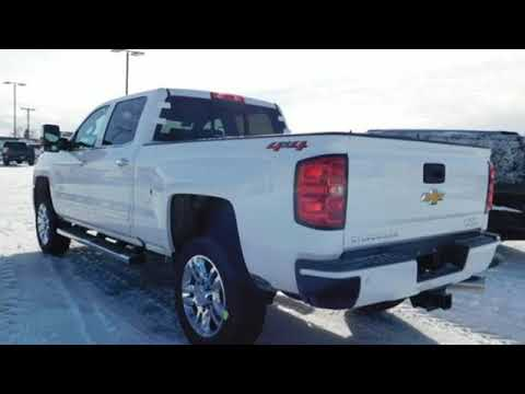 New 2019 Chevrolet Silverado 2500HD Traverse City Cadillac, MI #236619
