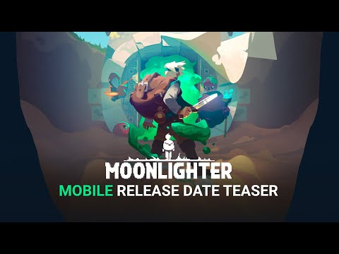 Moonlighter is coming to mobile! | Official iOS Release Date Teaser