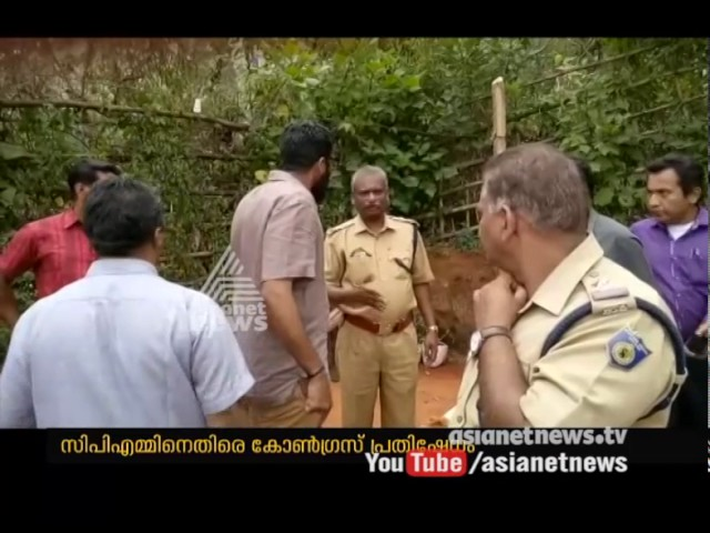 Congress supports Devikulam Sub-collector Sriram Venkitaraman