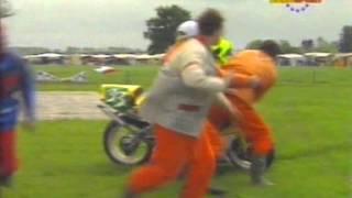 Leon Van Der Heyden 1991 250cc Dutch Grand Prix at Assen