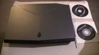 How To: Install mSATA SSD Alienware 14