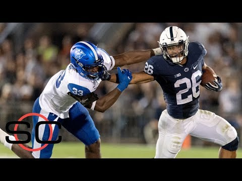 Todd McShay says Saquon Barkley is the most dynamic in 2018 NFL draft | SportsCenter | ESPN
