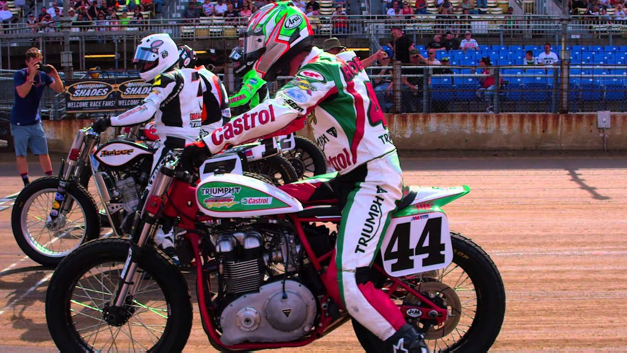 Latus Motors Racing 39 S Brandon Robinson Recaps The Ama Flat