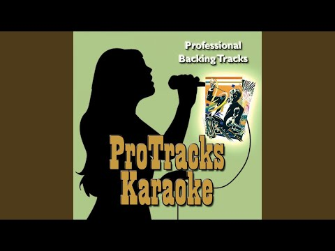 Cross My Mind-5 (In The Style Of Jill Scott) (Karaoke Version Instrumental Only)