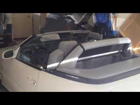 2001 Mercedes SL500 Top Lift Trouble