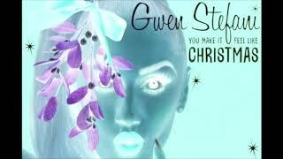 Gwen Stefani - You Make It Feel Like Christmas played backwards