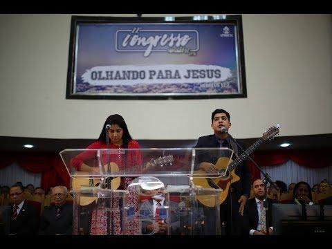 Rei e Santo - Dupla Canção e Louvor - 23º Congresso da UMADESC