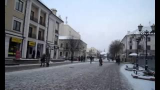Брест: прогулка по городу. часть первая(Город Брест, ассоциируется у большинства с Бресткой крепостью и подвигом её защитиков. Но, Брест это ещё..., 2012-12-09T15:03:55.000Z)