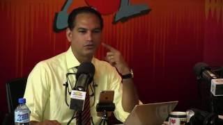 Jose Laluz comenta tragedia en Drink en la avenida Evaristo Morales