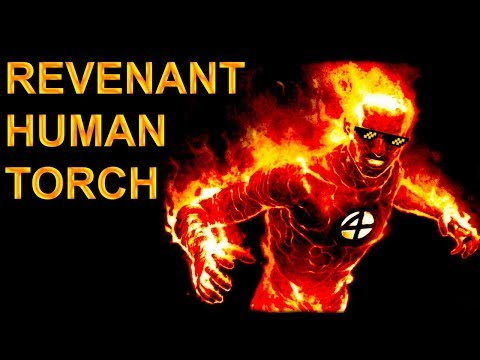 Human Torch in Warframe | Fashion Frame thumbnail