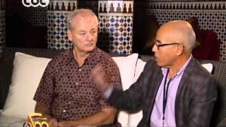 ممكن | لقاء خاص مع النجم العالمي بيل موراي ـ مترجم