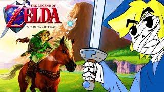 Einfach so zum Entspannen! #Fresstour 🔴 The Legend of Zelda: Ocarina of Time // N64Livestream