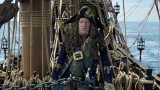 Пираты Карибского моря: Мертвецы не рассказывают сказки (2017) Дублированный трейлер с суперкубка