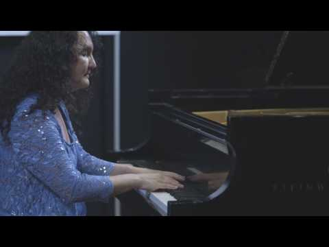 Stacey Rose plays Etude 4 at CPR Classical