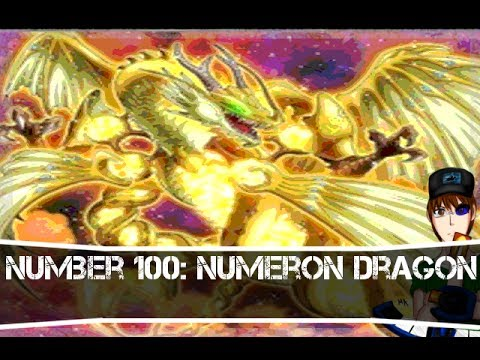 Yugioh Number 100 Numeron Dragon Effect Finally Revealed ...