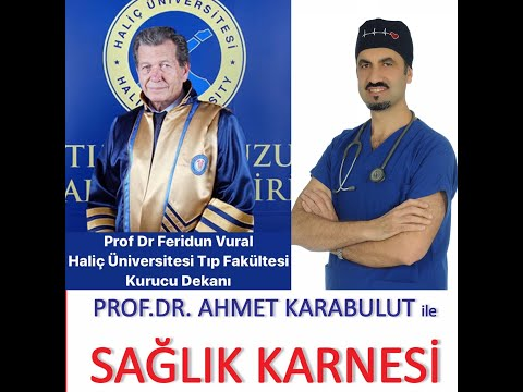 TÜRKİYE'DE TIP EĞİTİMİ VE KALİTESİ - PROF DR FERİDUN VURAL - PROF DR  AHMET KARABULUT