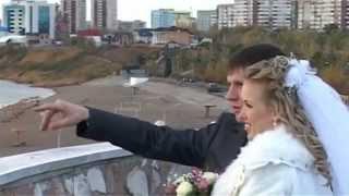 Свадебный видео клип. Павлодар