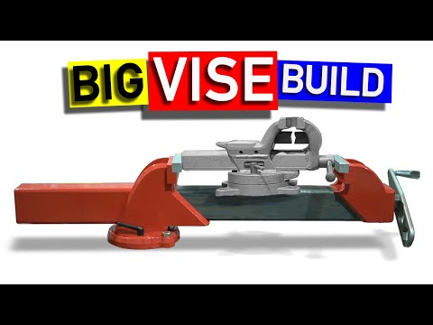 "making-a-big-16""-vise-from-tube-and-plate."