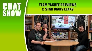 Weekender: New Star Wars X-Wing Set Spotted & FoW Team Yankee Previews