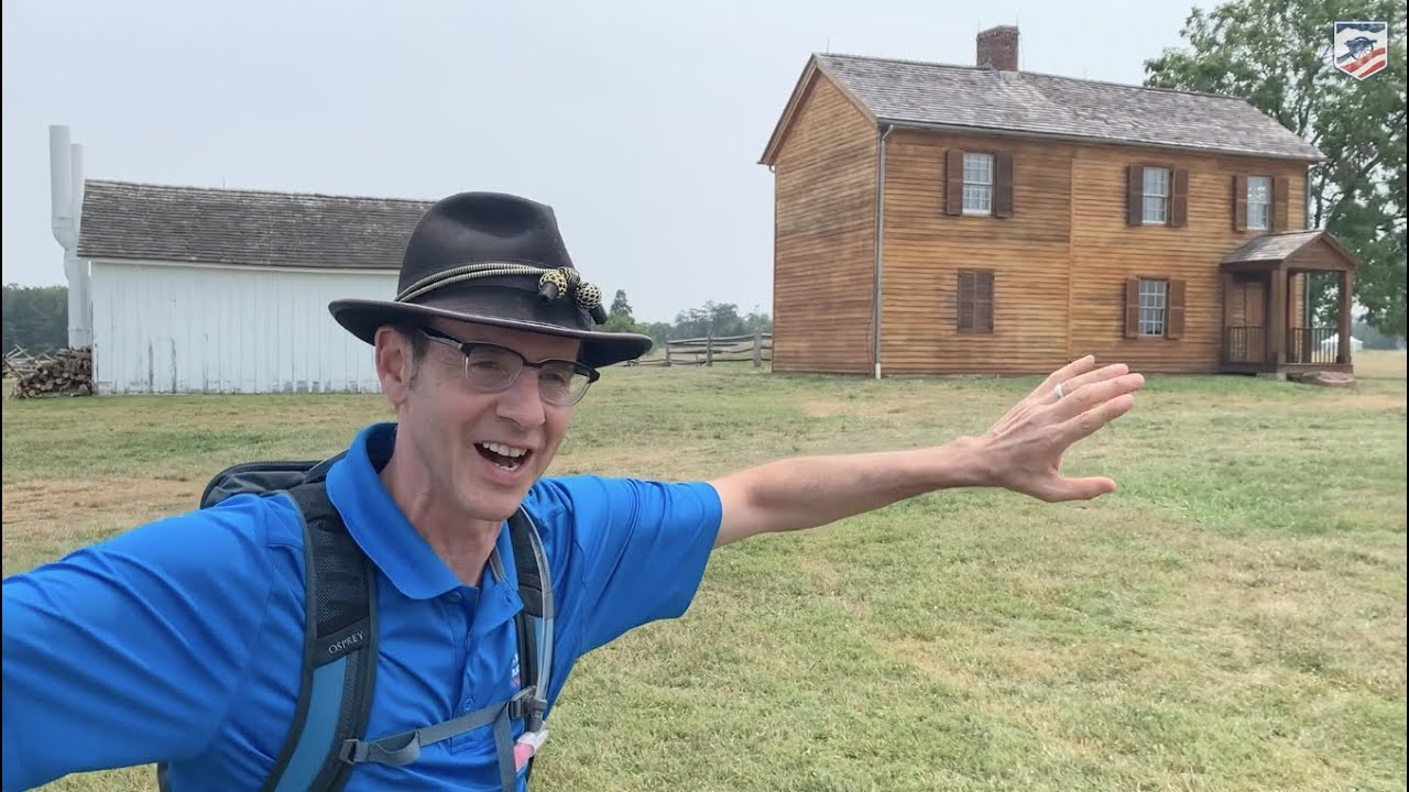 """Henry Hill, Height of the Battle, and """"Stonewall"""" Jackson is Born: Manassas 160 Live!"""