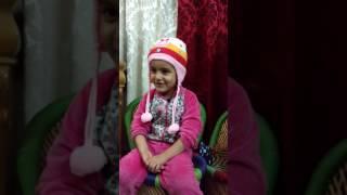 Best Song From Dangal Bapu Sehat Ke Liye Hanikarak By 4 Year Old Jiya
