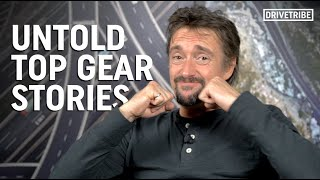 Richard Hammond reveals scenes that never made it onto Top Gear