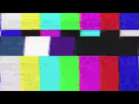 Переход в видео, для видео. Сломаный телевизор