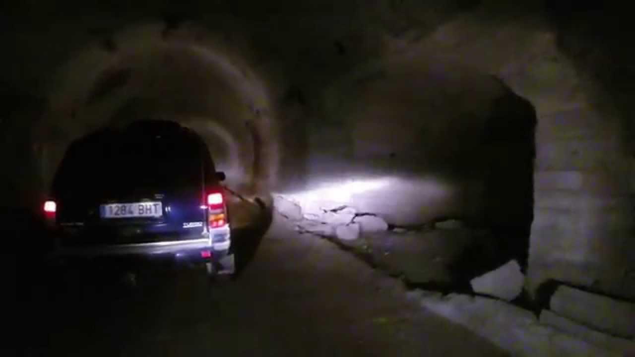Expedicion 4x4 Tunel De La Engana 2014