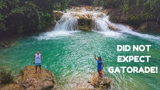 That WATERFALL In The PHILIPPINES You Should Go! (Cleanest Mindanao River?)