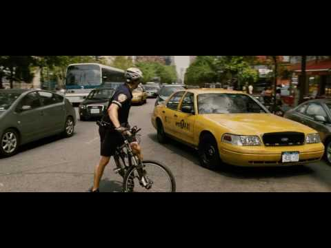 Premium Rush (Chase Scene II) Wilee and Bike Cop