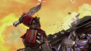 Trailer Transformers: Fall of Cybertron ( NOT OFFICIAL )
