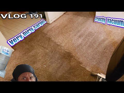 Extremely Crunchy Vacuuming 