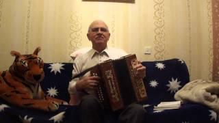 Валерий Железин. Барыня и Цыганочка. Гармонь.