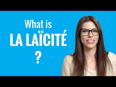 Ask a French Teacher - What is LA LAÏCITÉ?