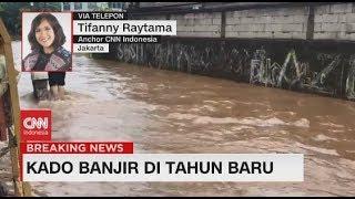 Tifanny: Sebelumnya Tidak Pernah Ada Banjir di Cinere