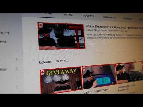 J Three B Digg'n Canada - SORTEO (Giveaway)