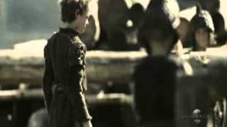 Tristan & Isolde-Thomas Sangster Fight clip